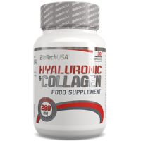 Hyaluronic & Collagen (30капс)